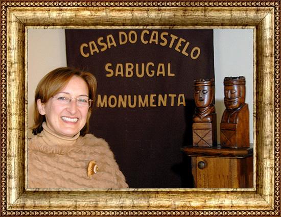 Natália Bispo - Casa do Castelo - Capeia Arraiana