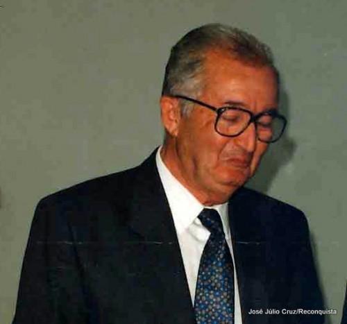Prof. António dos Santos Folgado Frade (Foto D.R.)