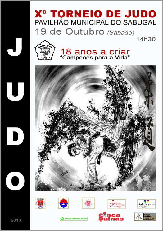 X Torneio Judo - Sabugal - Capeia Arraiana