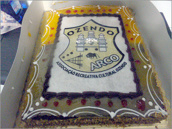 ARCO - 21.º Aniversário - Ozendo - Capeia Arraiana