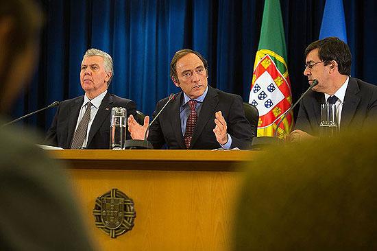 Paulo Portas apresentou o Guião da Reforma do Estado
