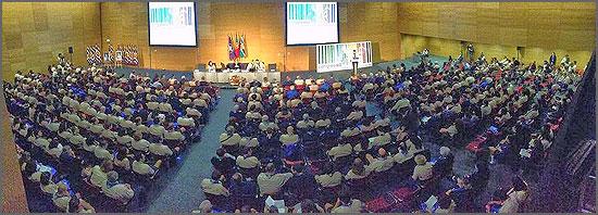 Congresso do Escutismo na FIL