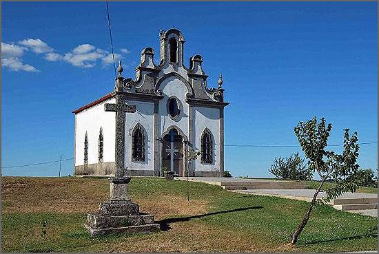Capela de Nossa Senhora da Conceição no Monte do Outeiro