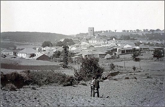 O Sabugal de outros tempos estava rodeado de terras de cultivo