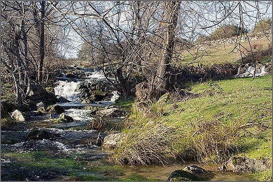 O Noémi perto do Vale de Estrela (ainda limpo)