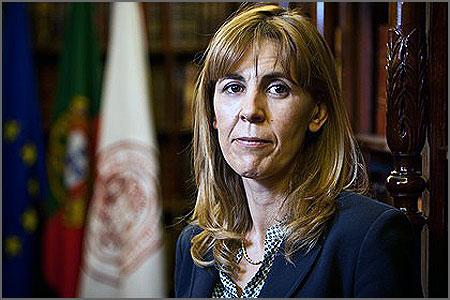 Elina Fraga - nova Bastonária da Ordem dos Advogados