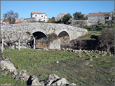 A ponte «romana» do Lamegal