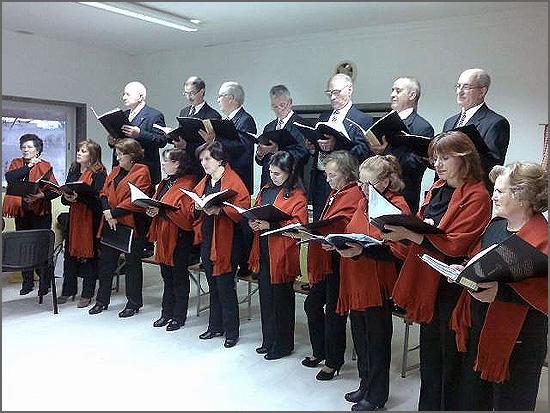 Coro do Sabugal também colabora