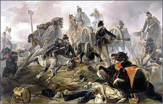 Batalha durante as Invasões francesas