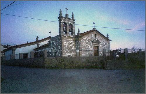 Igreja matriz de Aldeia Velha