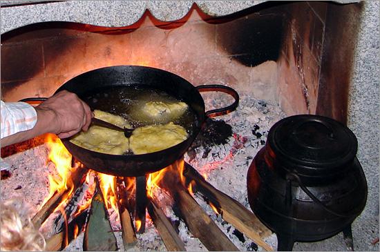 Lareira - Casteleiro - Sabugal - Capeia Arraiana
