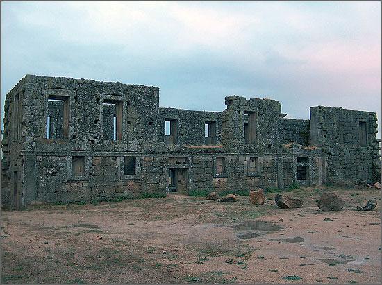 Convento da Sacaparte - Alfaiates