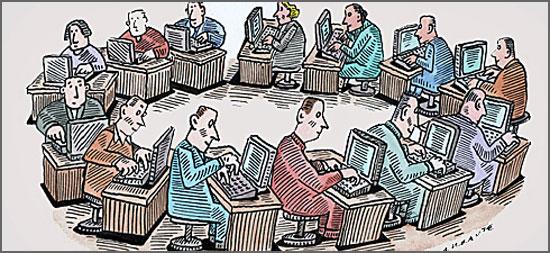 Burocracia - um mal que emperra o serviço público