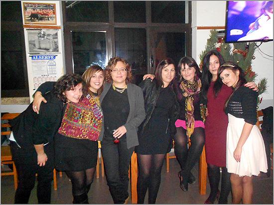 Passagem de Ano 2013/2014 na ARCO - Ozendo - Capeia Arraiana