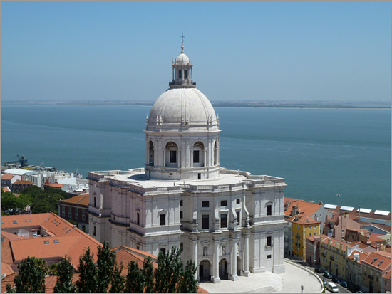 Panteão Nacional de Santa Engrácia em Lisboa - Capeia Arraiana
