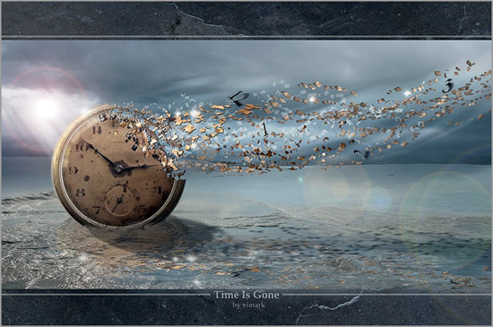 Time is Gone - Capeia Arraiana