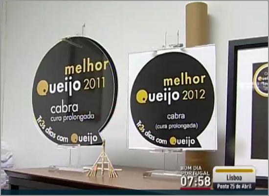 Lactibar recebe prémio «Melhor Queijo de Cabra 2012» - capeiaarraiana.pt