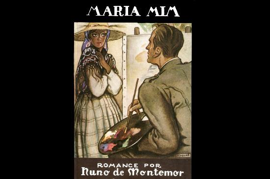 Maria Mim - Nuno de Montemor - Capeia Arraiana