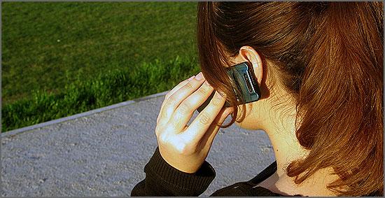 Falar ao telemóvel - uma necessidade permanente