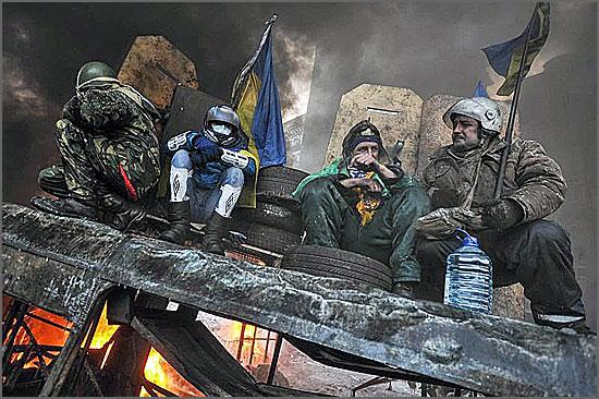 A batalha de Kiev