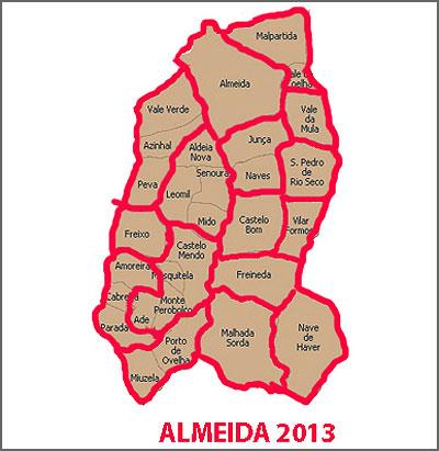 Almeida em 2013