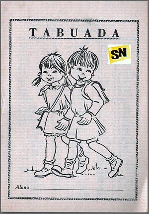 Livrinho da Tabuada