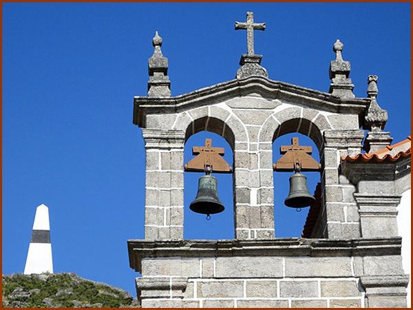 Sinos da Igreja do Jarmelo (Foto: D.R.)