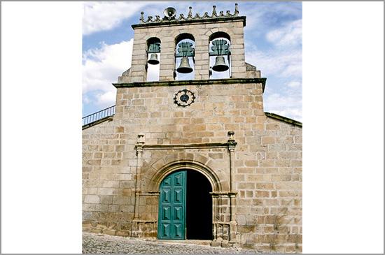 Igreja Matriz da Muxagata - Capeia Arraiana