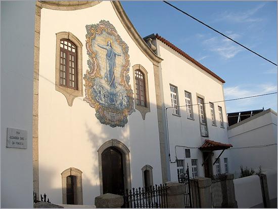 Colégio Cristo-Rei, Ruvina, Sabugal - Foto: Raul Sanches