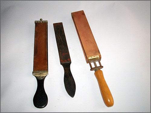 Mais instrumentos do barbeiro