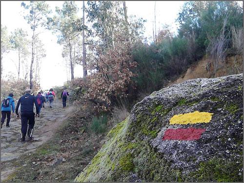 Não são muitos os que já subiram à mítica Serra d'Opa