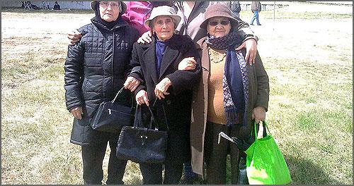 Um passeio em grupo