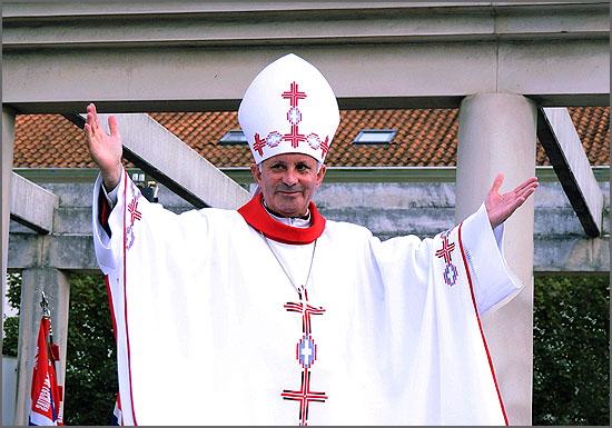 D. António Francisco dos Santos, novo bispo do Porto