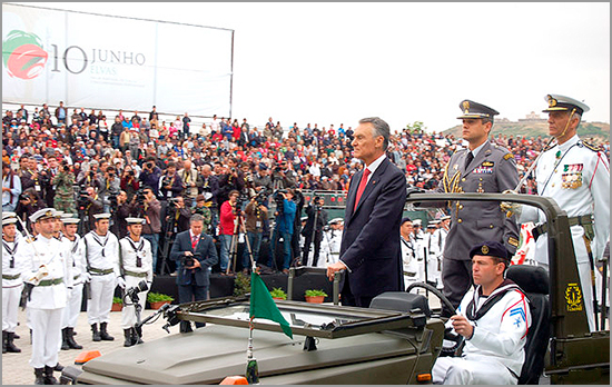 Dia de Portugal - 10 de Junho - Capeia Arraiana