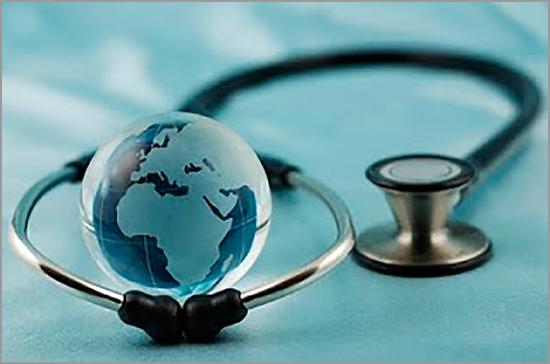 Saúde no Mundo - Capeia Arraiana