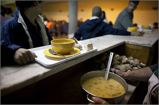 A pobreza extrema aumentou em Portugal