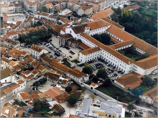 Mosteiro São Dinis e São Bernardo - Instituto de Odivelas - Capeia Arraiana
