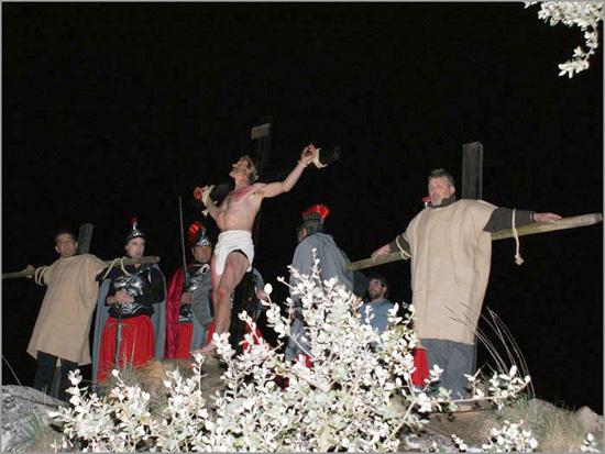 Paixão de Cristo em Vilar Maior 2013 - Capeia Arraiana