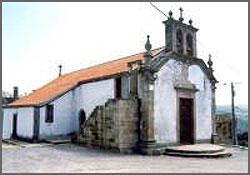Igreja matriz de Aveloso
