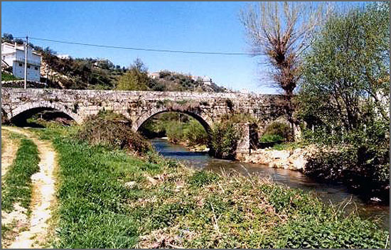 Ponte romana de Aveloso