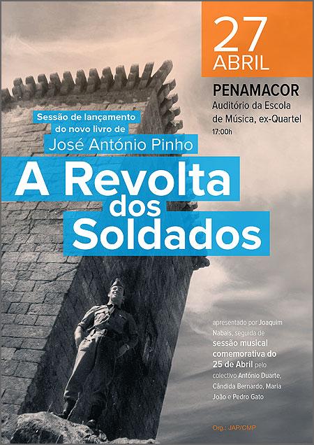 António Pinho em Penamacor