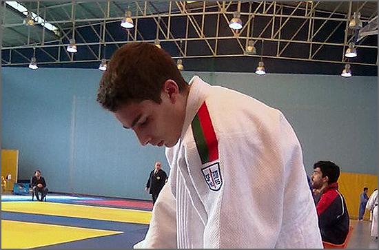 Emanuel Martins lutou por ganhar uma medalha