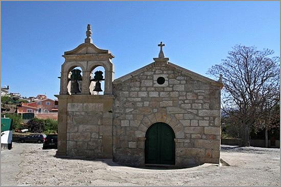 Antiga Igreja da Horta - Vila Nova de Foz Côa - Capeia Arraiana