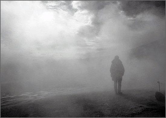 Só mais tarde, findo o escuro e extinto o nevoeiro, poderei aferir a claridade e o sol