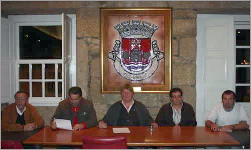 Mesas das Juntas de Freguesia do Concelho do Sabugal