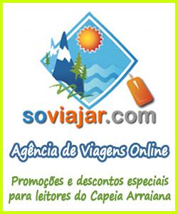 soviajar - Clique na imagem para aceder ao site da agência de viagens - Capeia Arraiana