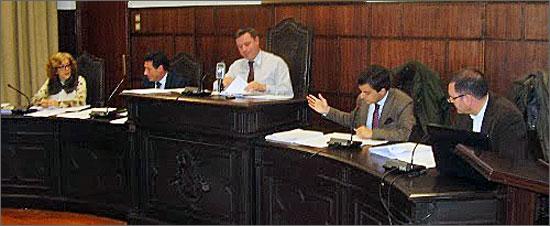 O executivo municipal de Penamacor