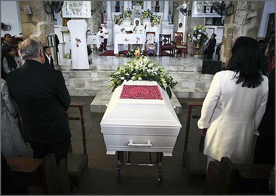 Cerimónia fúnebre