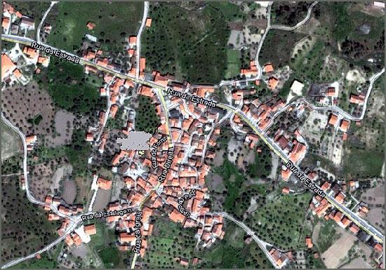 Esta é a minha aldeia de encantos tamanhos