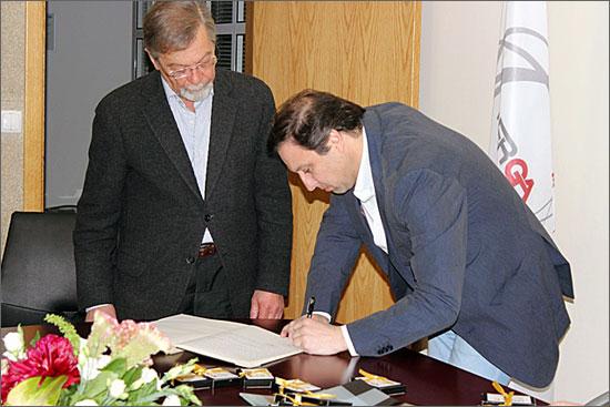 Pedro Tavares voltou a tomar posse como presidente do NERGA